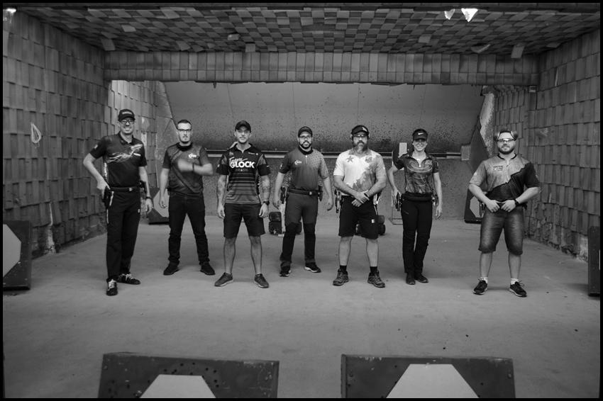 Treinamento Clube de Tiro Século XIX